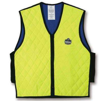Chill-Its Unisex 3X-Large Lime Evaporative Cooling Vest