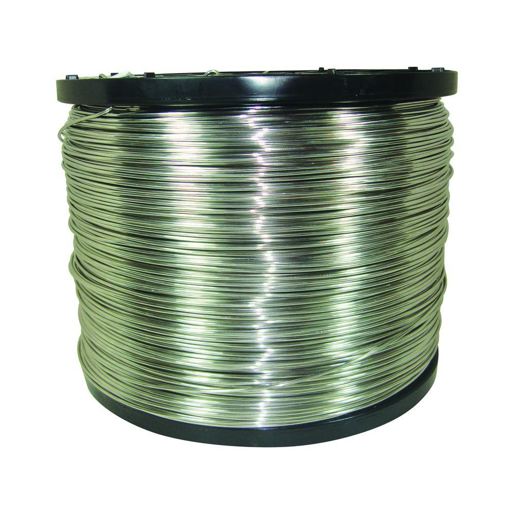 Field Guardian 4000 ft. 9-Gauge Aluminum Wire-AF9400 - The Home Depot