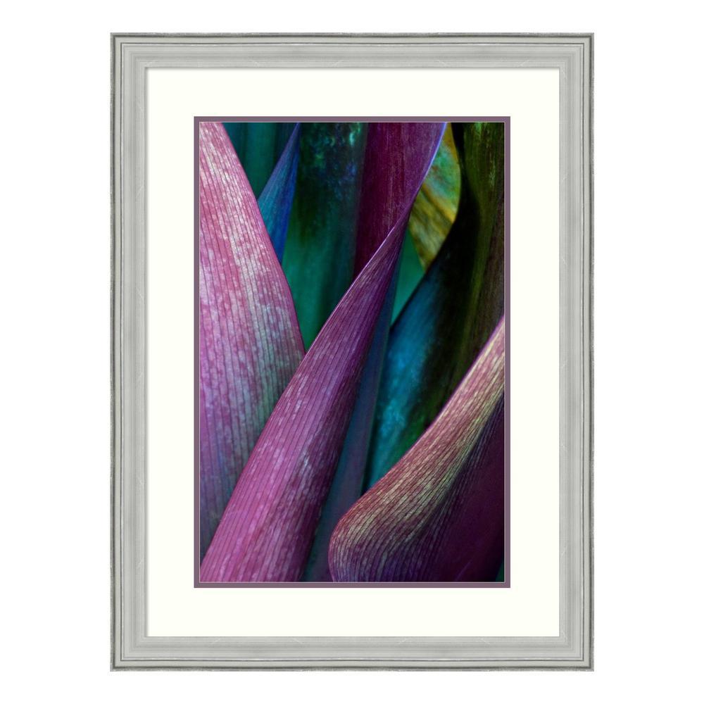 """""""Deep Purple"""" by Jean Bryan Framed Wall Art"""