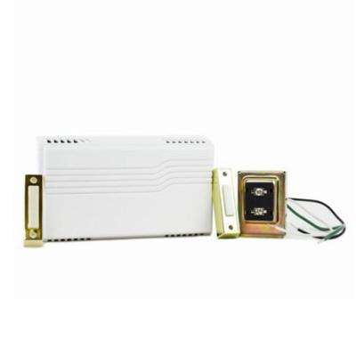 2-Note Wired Electric Door Bell Kit