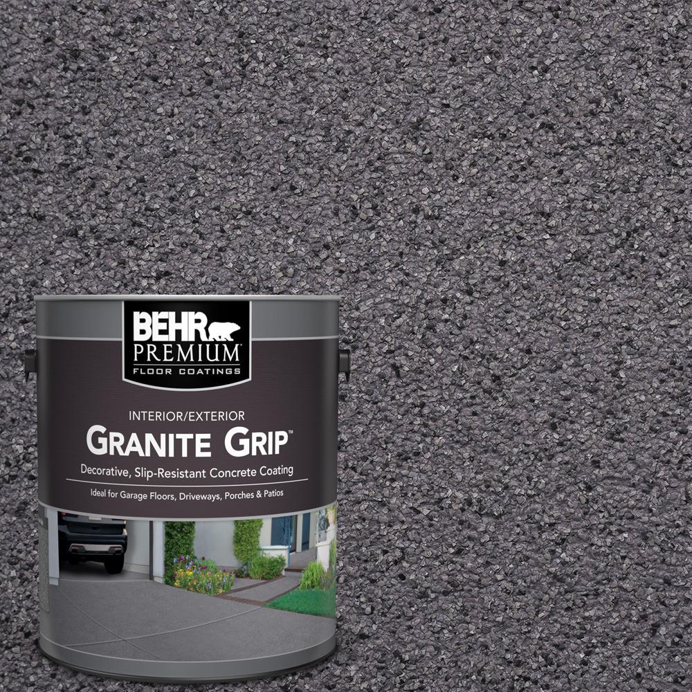 1 gal. #GG-06 Vineyard Rock Decorative Concrete Floor Coating