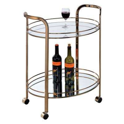 Enterprise Champagne Serving Cart