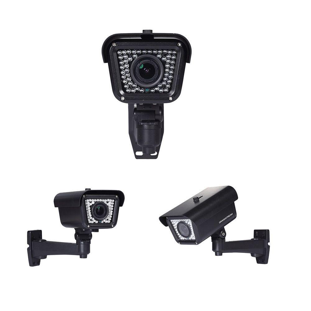 Wired 3.1MP 1080p Indoor/Outdoor Weatherproof IP Security Camera