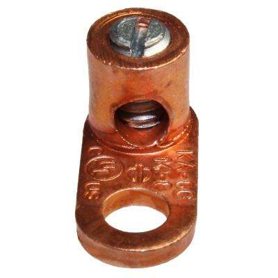 14-8 AWG Copper Mechanical Lug (5-Pack of 2)