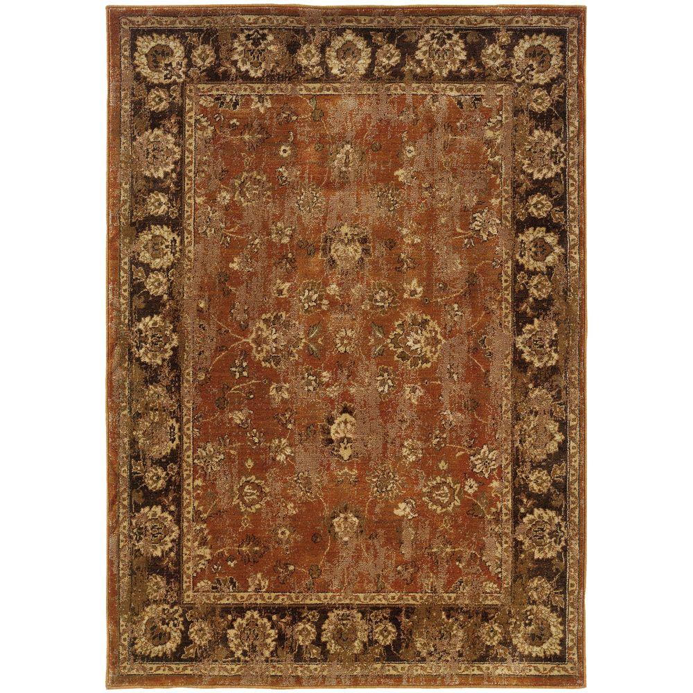 Ordinaire This Review Is From:Calabria Rust 9 Ft. 10 In. X 12 Ft. 10 In. Area Rug