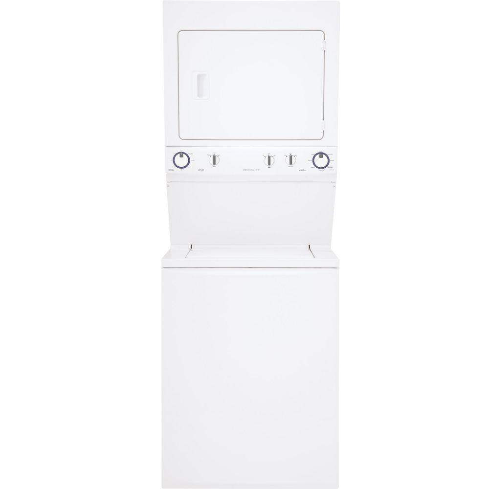 High-Efficiency 3.8 cu. ft. Top Load Washer and 5.5 cu. ft.