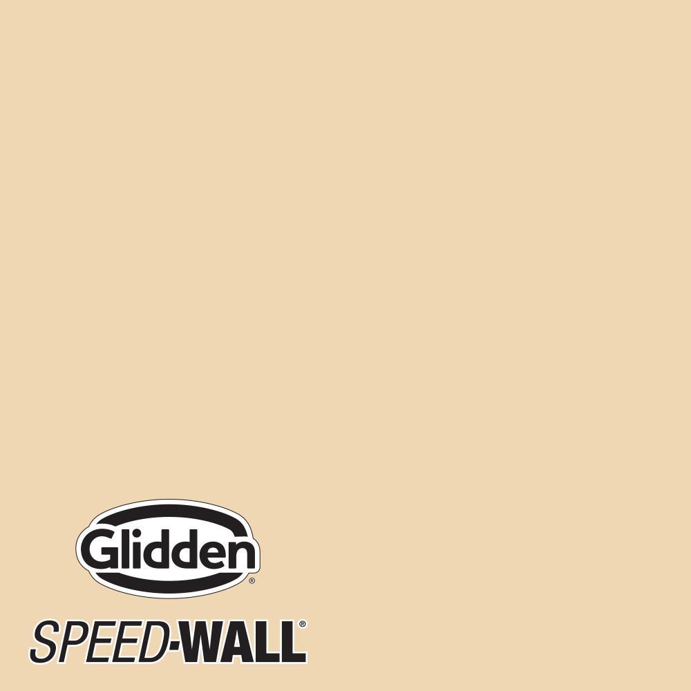 Speed-Wall 5 gal. Chai Tea Latte PPG1089-3 Flat Interior Latex Paint