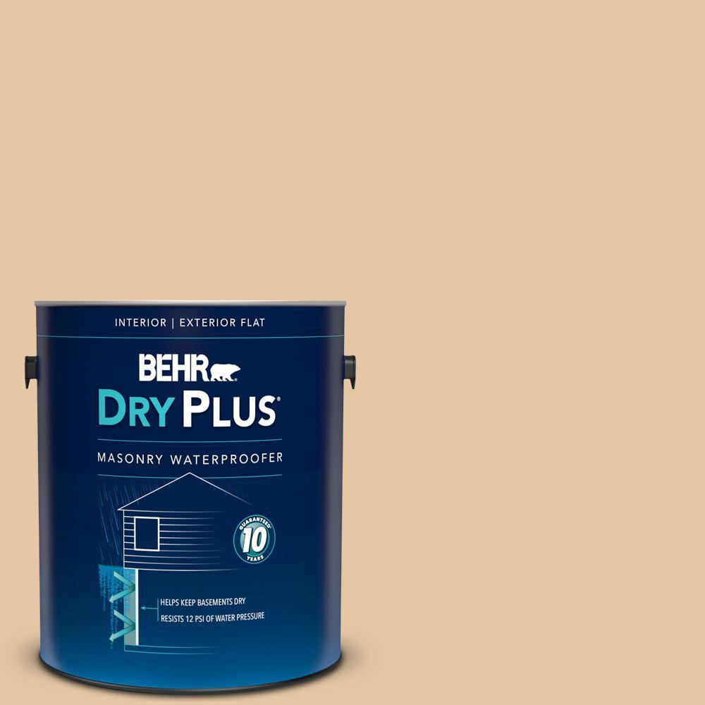 1 gal. #BW-40 Ochre Beige Dry Plus Masonry Waterproofer