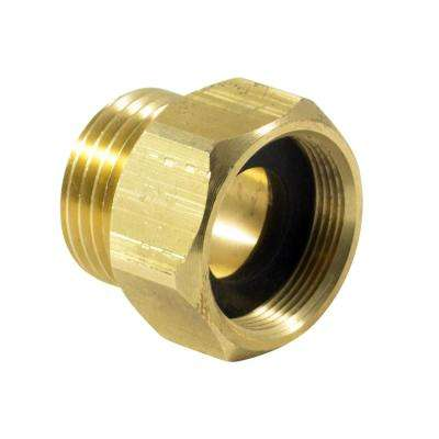 1-1/16 in. x 3/4 in. Brass Hose Thread Adapter for Arrowhead Hydrant