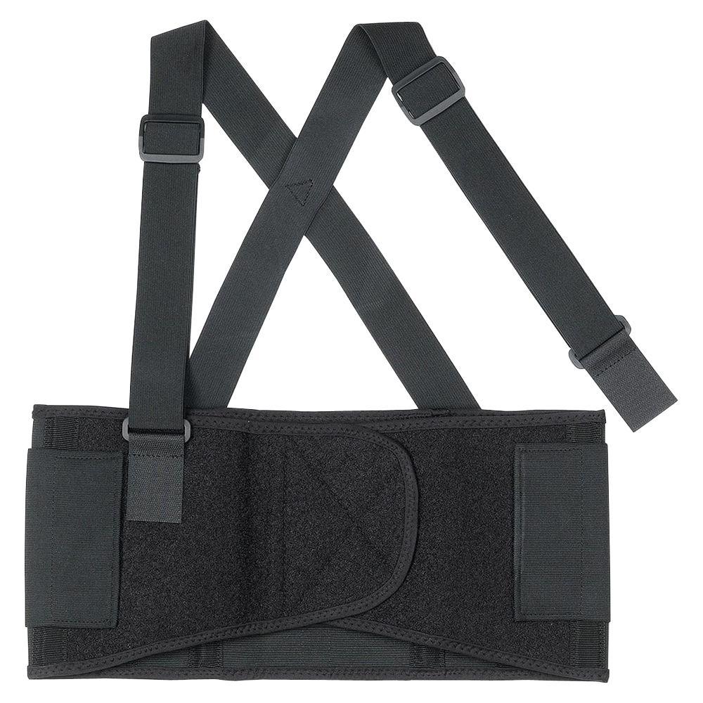 Ergodyne ProFlex® 1051 Large Black Mesh Lifting Back Support w// Lumbar Pad