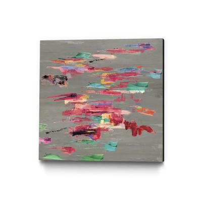 """30 in. x 30 in. """"Pink Pink"""" by PI Studio Wall Art"""