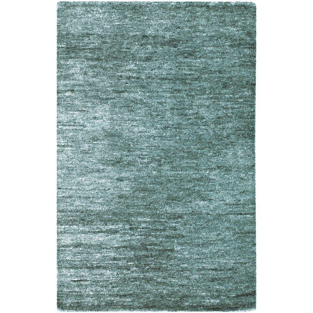 Artistic Weavers Bexley Turquoise 8 ft. x 11 ft. Area Rug