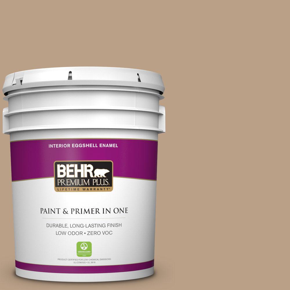 BEHR Premium Plus 5-gal. #N240-4 Sierra Eggshell Enamel Interior Paint