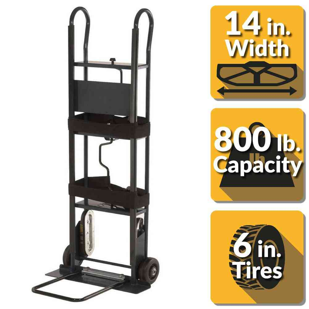 PACK-N-ROLL 800 lbs. Capacity Appliance Hand Truck - Sale: $109.00 USD (5% off)