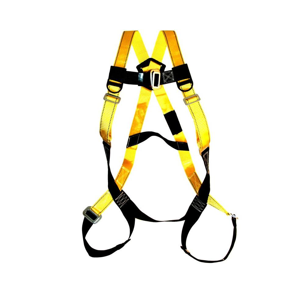 guardian fall protection velocity harness 01700 the home depot fall protection harness at Fall Protection Harness