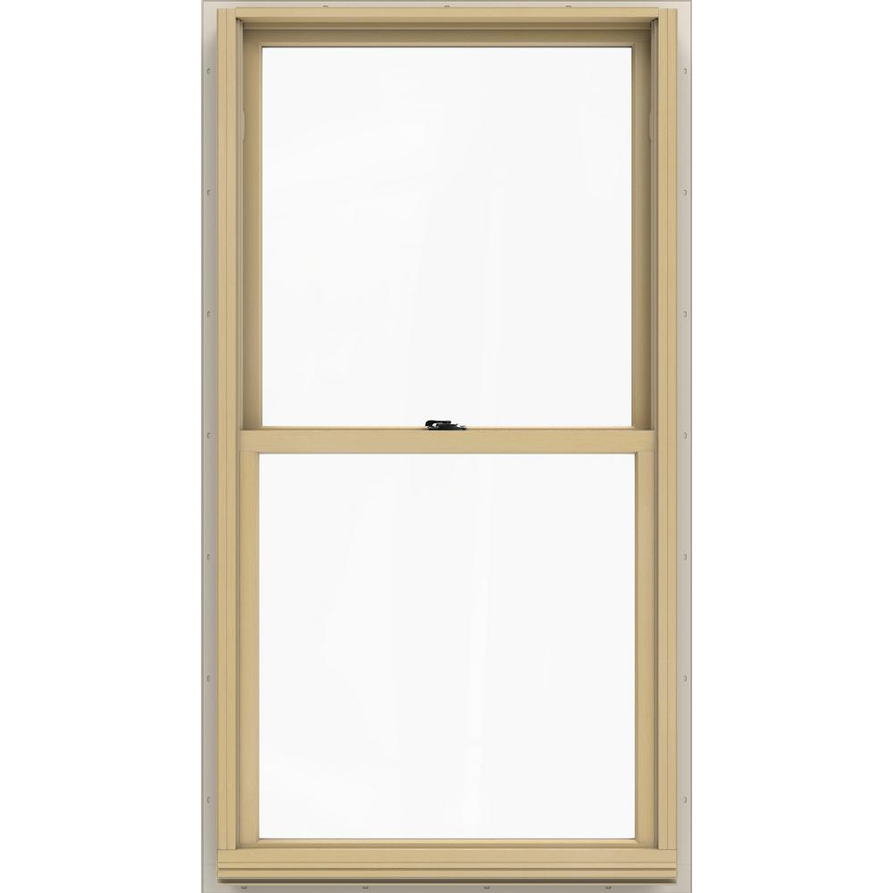 29.375 in. x 56.5 in. W-2500 Double Hung Wood Window