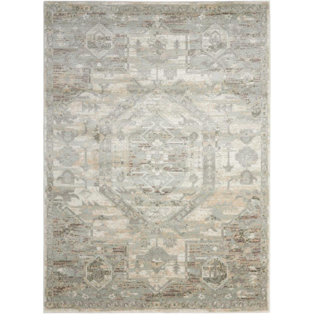 Euphoria Ivory 2 ft. x 3 ft. Accent Rug