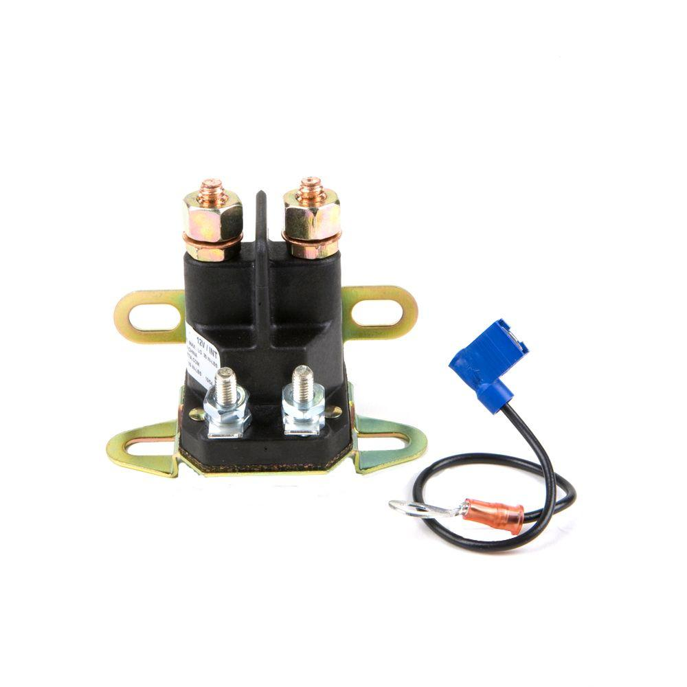 engines engine parts 490 250 0013 64_1000 12 volt universal lawn tractor solenoid 490 250 0013 the home depot wiring diagram for murray riding lawn mower solenoid at et-consult.org