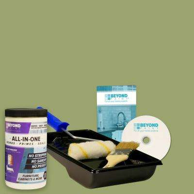 1 qt. Sage Furniture, Cabinets and More Multi-Surface All-in-One Refinishing Kit
