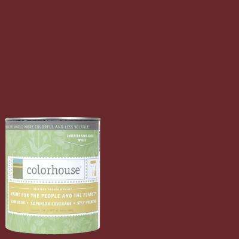 1 qt. Wood .04 Semi-Gloss Interior Paint