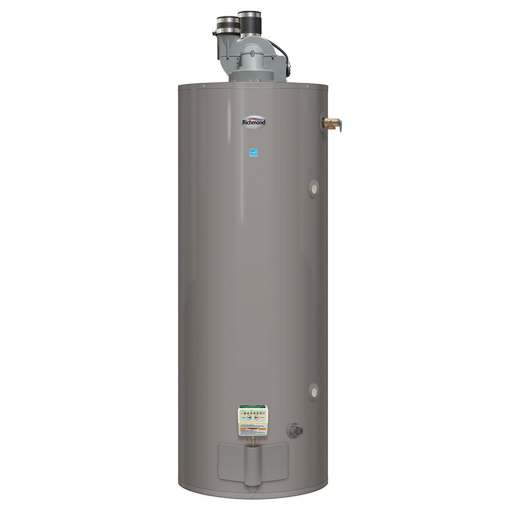 75 Gal. Tall 6 Year 75,100 BTU Liquid Propane Power Direct Vent TankWater Heater