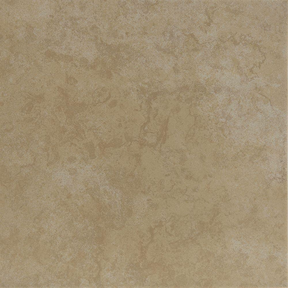 Sand beige 18 in x 18 in ceramic floor and wall tile 175 sq null sand beige 18 in x 18 in ceramic floor and wall tile doublecrazyfo Choice Image