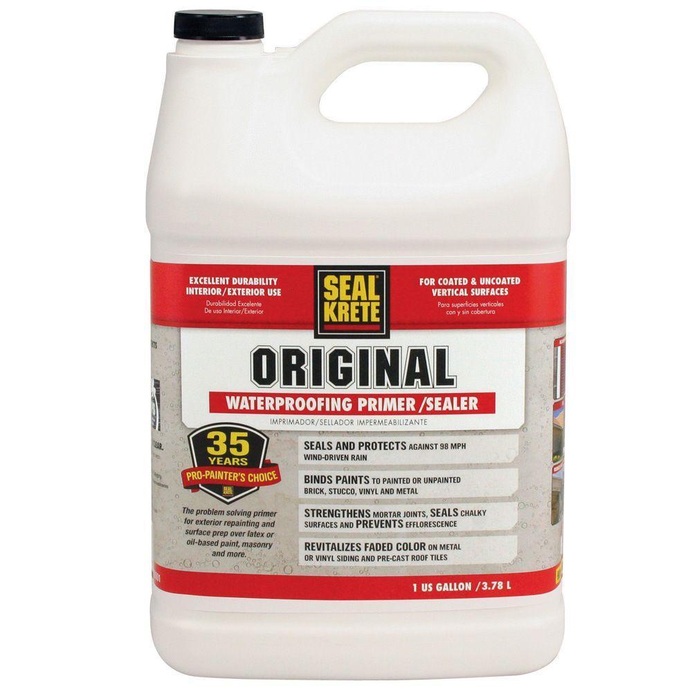 Seal-Krete 1 gal. Original Waterproofing Sealer