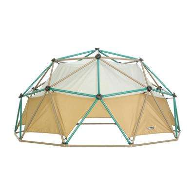 5 ft. Earth Tone Dome Climber in Earth-Tones with Canopy