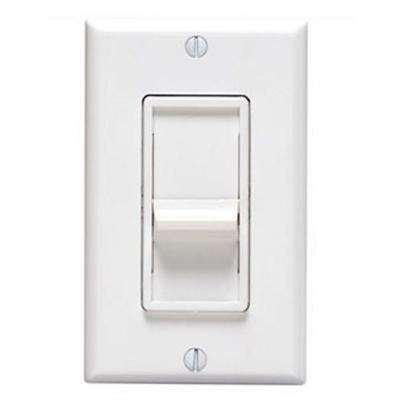SureSlide 600-Watt Dimmer, White