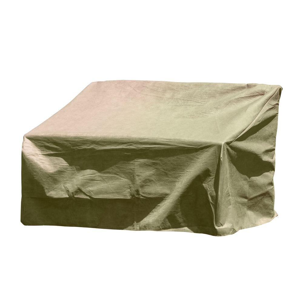 DryTech Small Patio Loveseat Cover-DISCONTINUED