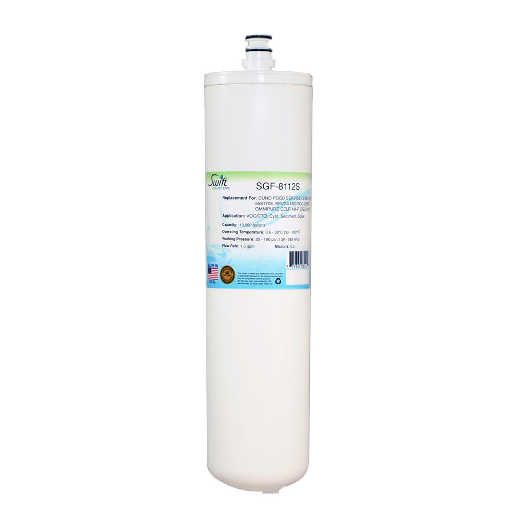 SGF-8112S Replacement Water Filter for Cuno CFS8112-S