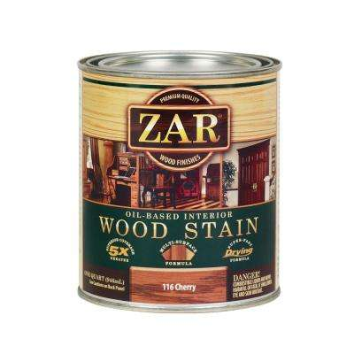 116 1 qt. Cherry Wood Interior Stain (2-Pack)