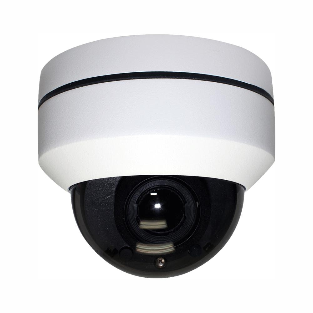 Gw Security Wired 5mp High Speed Outdoor Ptz Ip Poe