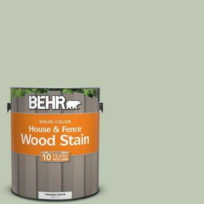 1 gal. #440E-3 Topiary Tint Solid Color House and Fence Exterior Wood Stain