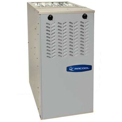 80% AFUE 2 Ton 70000 BTU Multi-Position Multi-Speed Gas Furnace