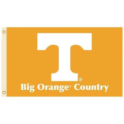 NCAA 3 ft. x 5 ft. Tennessee Flag
