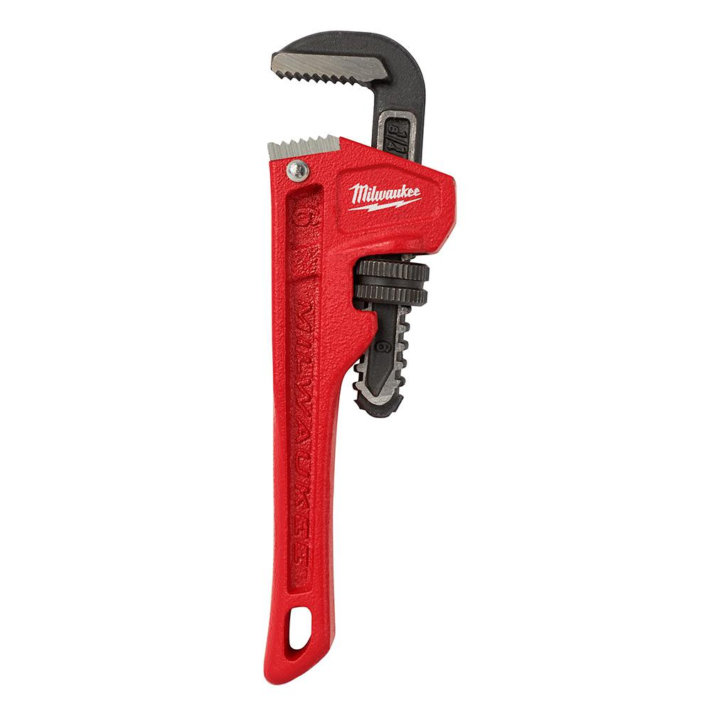 Milwaukee 6 in  Steel Pipe Wrench
