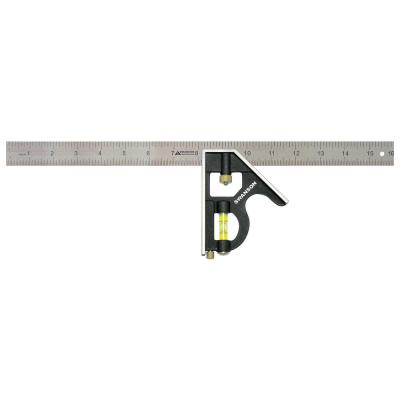 16 in. Pro Combination Square (Stainless Steel Blade)