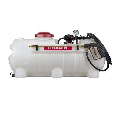 25 Gal. 12-Volt EZ Mount Deluxe Dripless Sprayer for ATV's, UTV's and Lawn Tractors