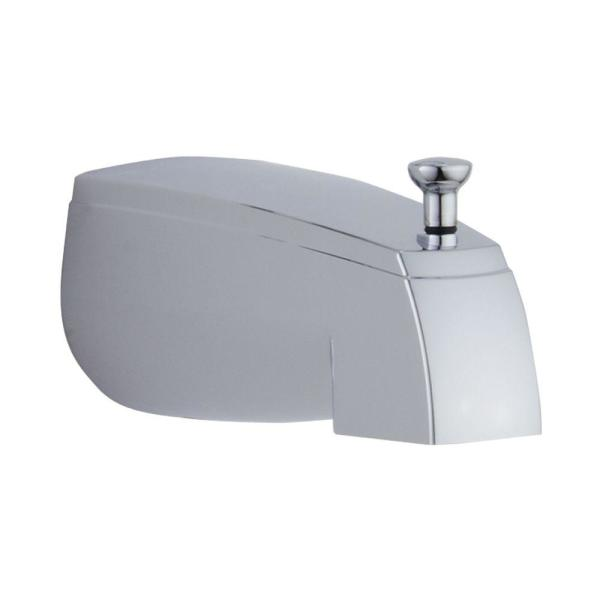 5-1/2 in. Tub Spout in Chrome