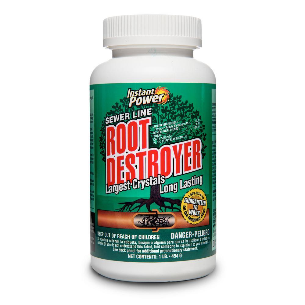 Root Destroyer