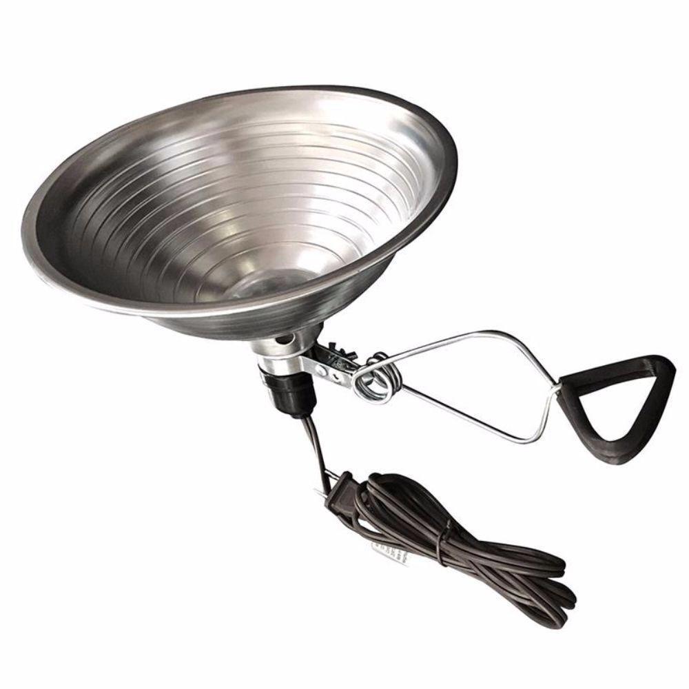 75-Watt Utility Clamp Work Light