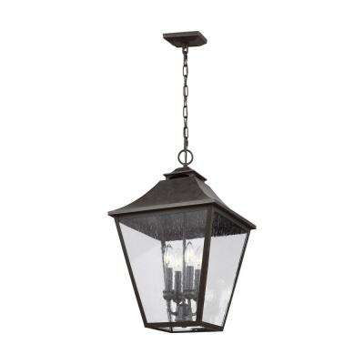 Galena Sable 4-Light Outdoor Hanging Lantern