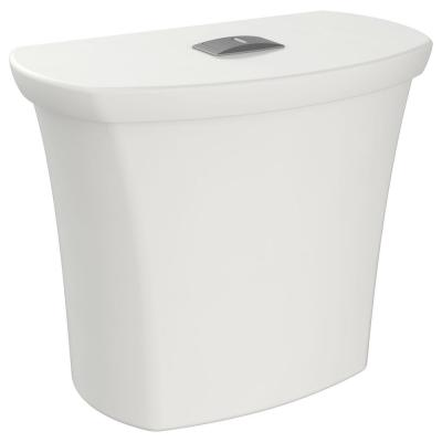 Edgemere 1.1/1.6 GPF Dual Flush Toilet Tank Only in White
