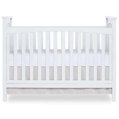 Cape Town White 5-in-1 Convertible Crib