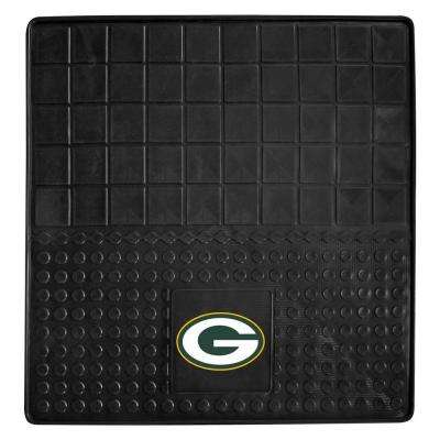 Green Bay Packers Heavy Duty Vinyl 31 in. x 31 in. Cargo Mat