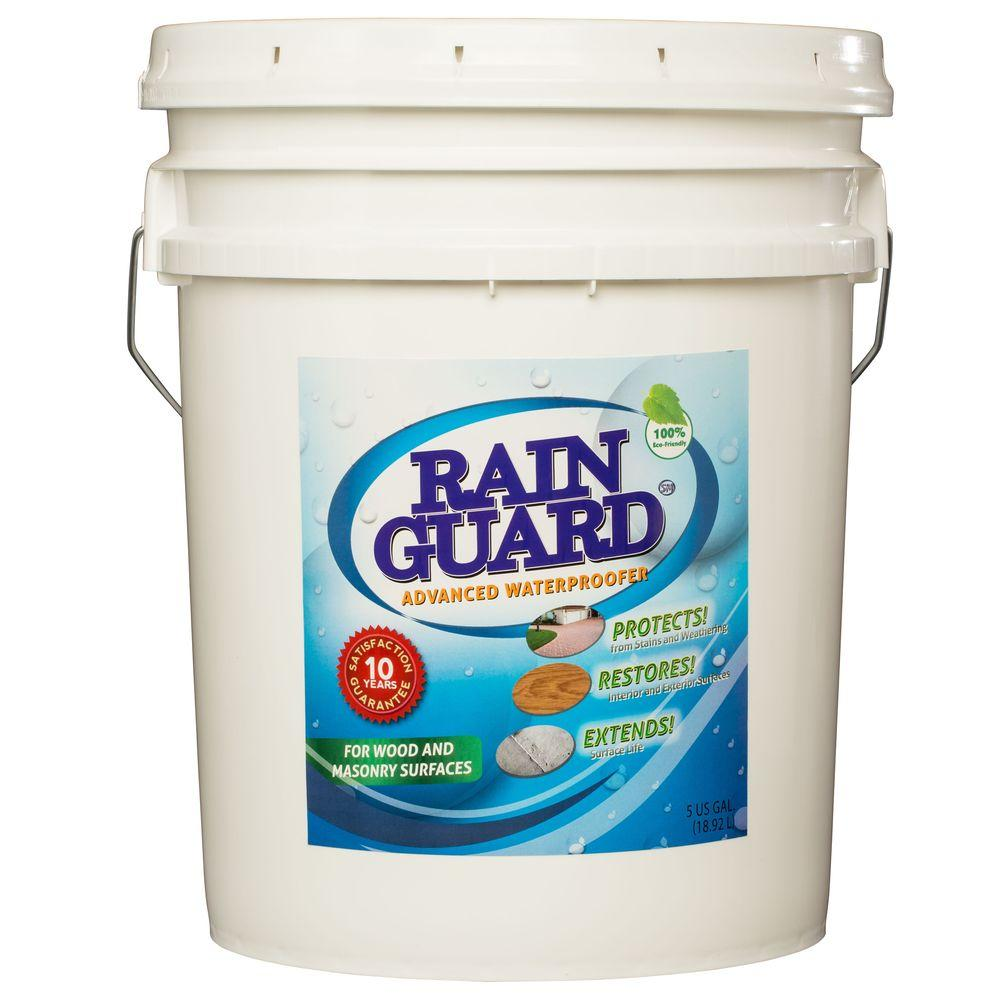 5 gal. Advanced Waterproofer Wood and Masonry