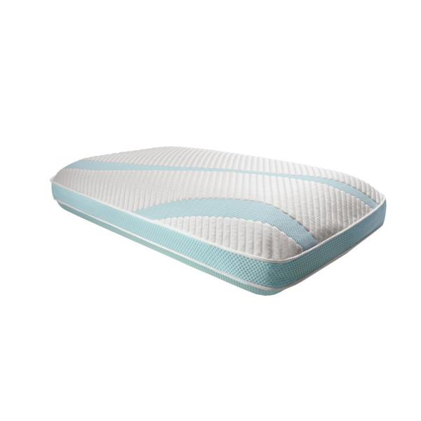 TEMPUR-Adapt ProHi + Cooling Queen Memory Foam Pillow