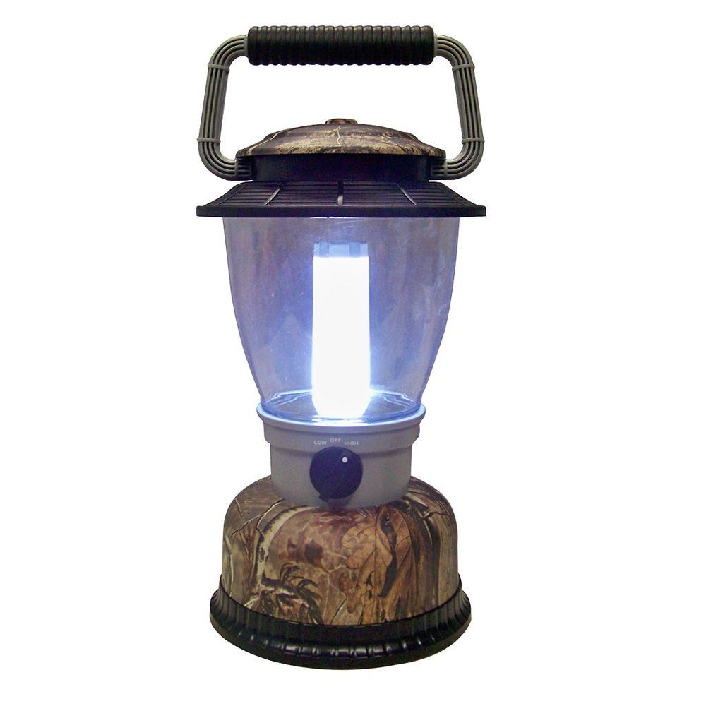 Realtree Led 4d Lantern