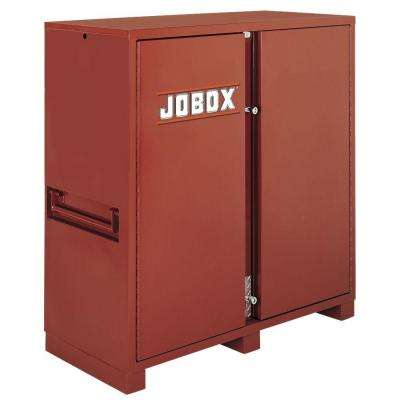Heavy Duty 60 in. 2-Door Storage Cabinet